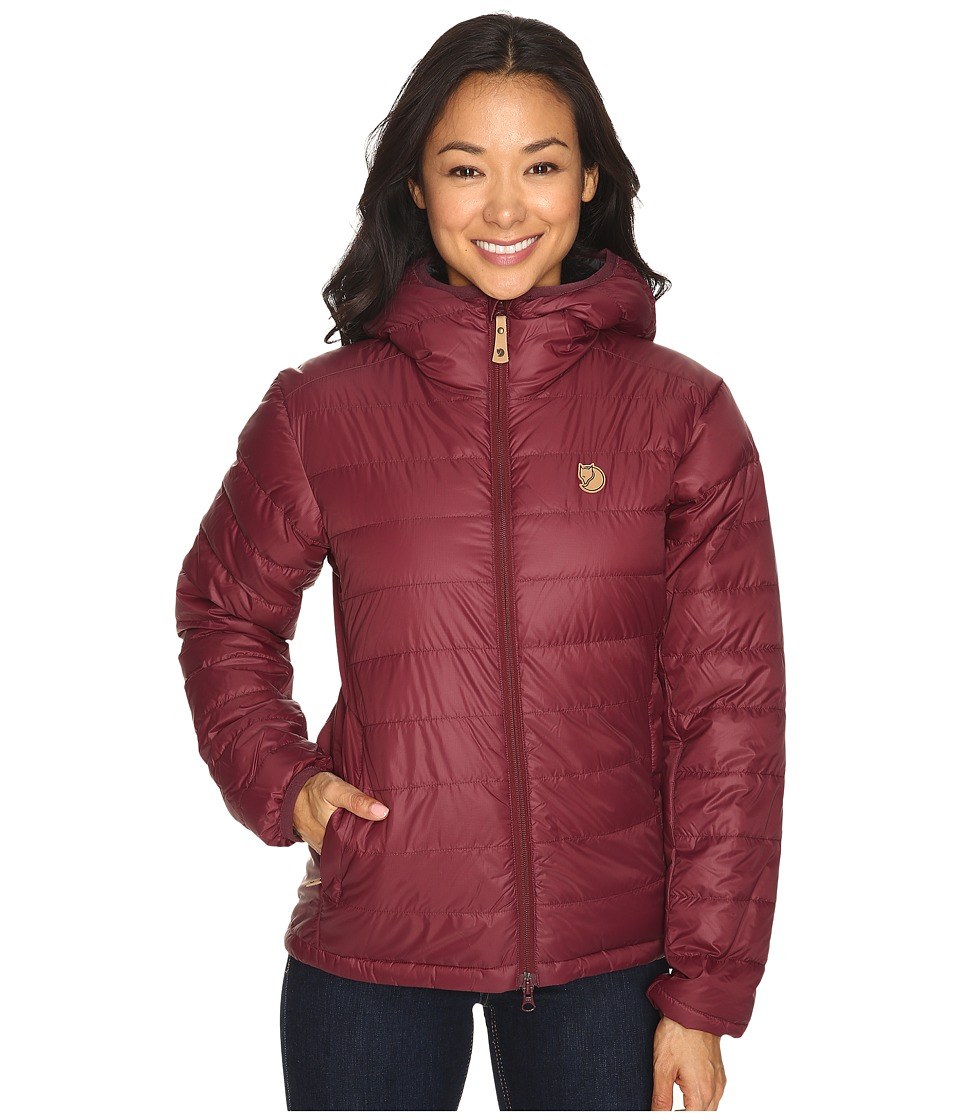 Fj llr ven - Pak Down Jacket (Dark Garnet) Women's Jacket