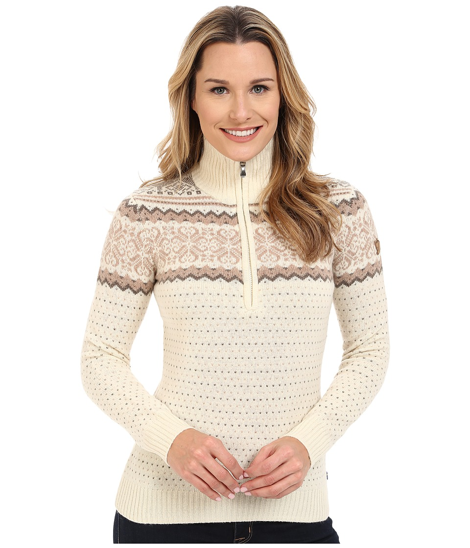 Fj llr ven - Vika Sweater (Ecru) Women