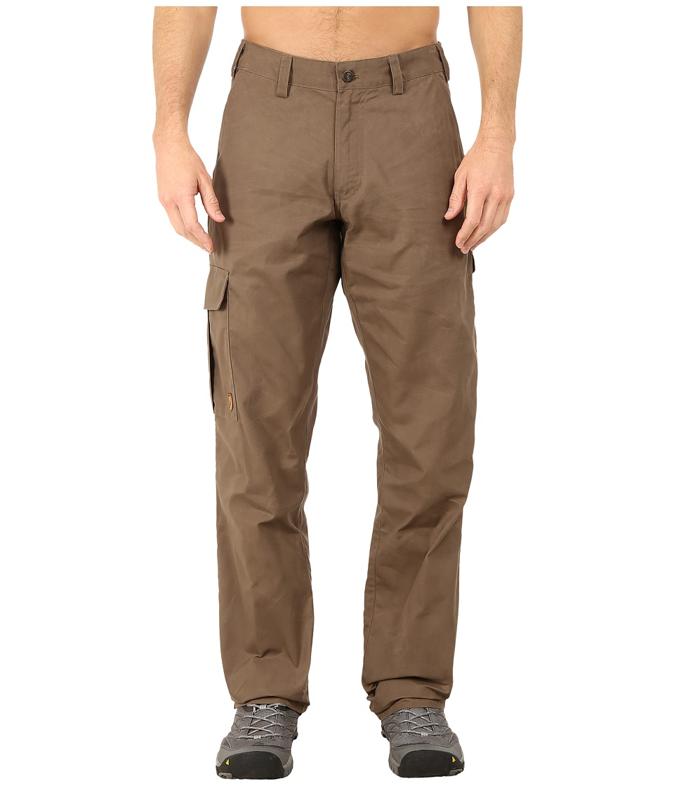 Fjallraven - Ovik Trousers (Taupe) Men's Casual Pants