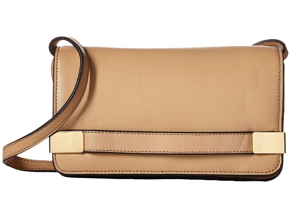 Ivanka Trump - Bedminster Mini Crossbody (Palomino) Cross Body Handbags