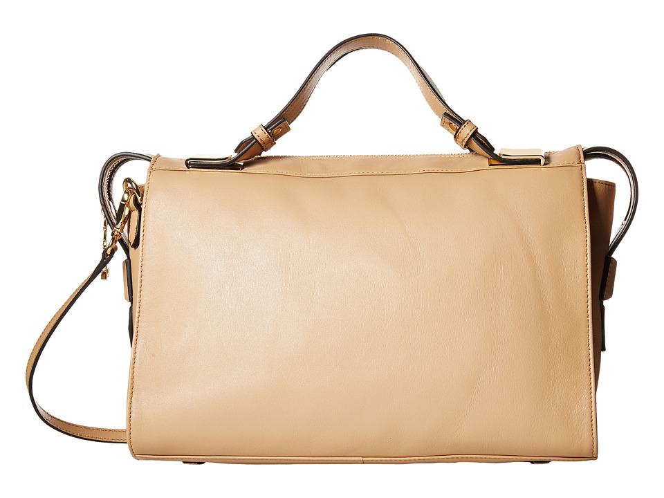 Ivanka Trump - Bedminster Satchel (Palomino) Satchel Handbags