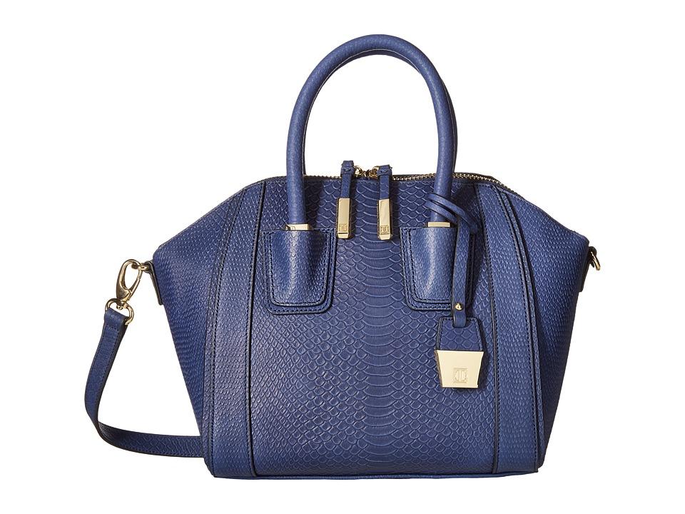 Ivanka Trump - Doral Small Satchel (Eclipse) Satchel Handbags