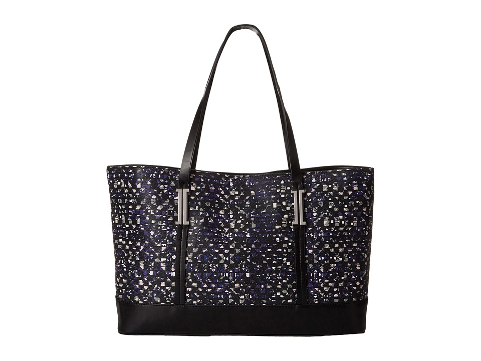 Ivanka Trump - Hudson Seasonal Double Shoulder (Black) Shoulder Handbags