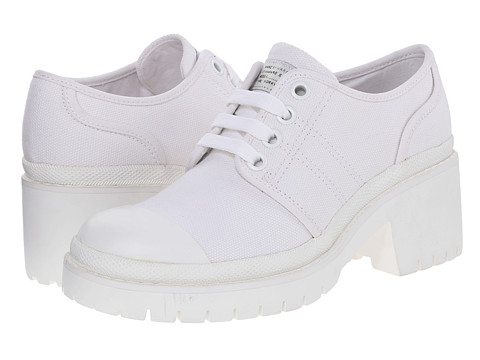 Marc by Marc Jacobs - Bond Army Low Top (Talc) Women's Shoes