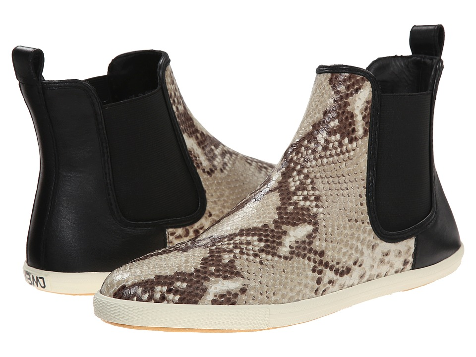 Marc by Marc Jacobs Gracie Chelsea Hi Top (Natural) Women