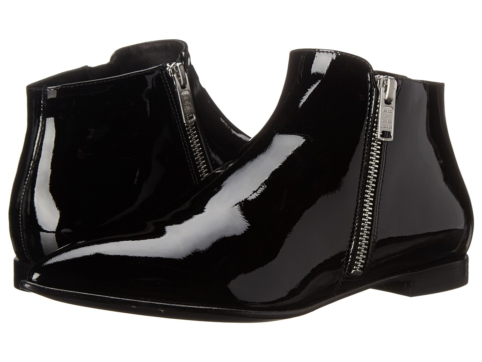 Marc by Marc Jacobs - Blake Double Side Zip Bootie (Black) Women