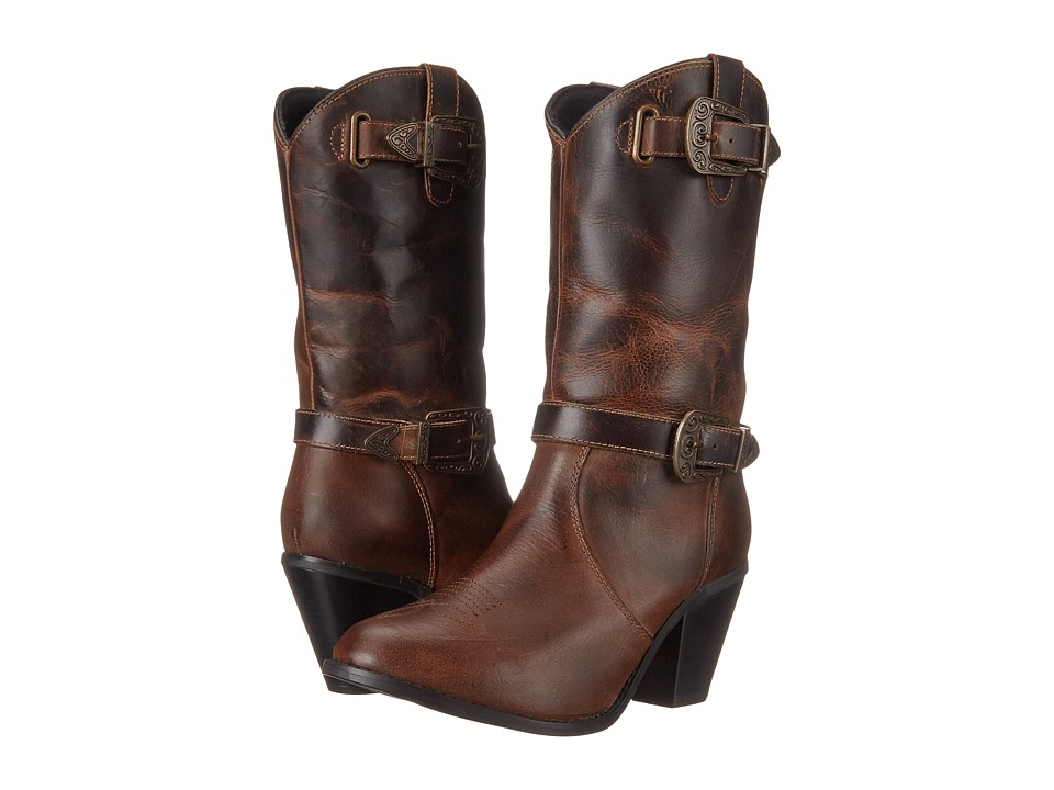 Dingo Nelly (Brown) Cowboy Boots