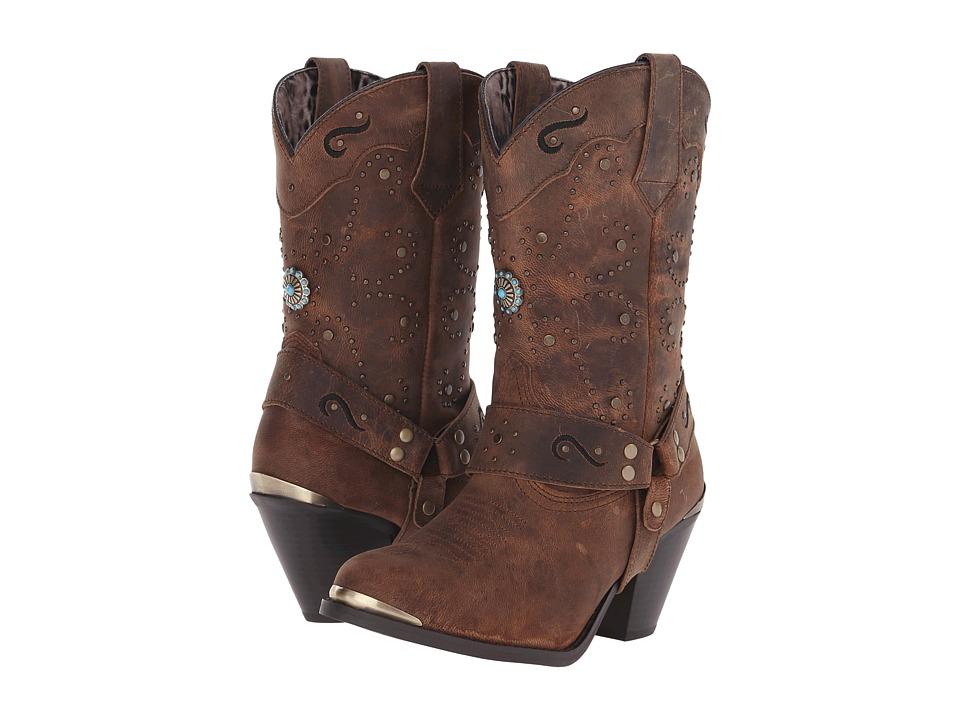Dingo - Rashida (Tan Crazyhorse) Cowboy Boots