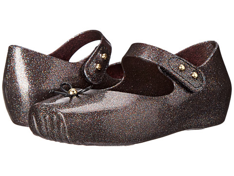 Mini Melissa - Mini Ballet (Toddler) (Multicolor Glitter) Girls Shoes
