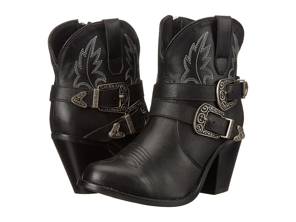 Dingo Bridget (Black) Cowboy Boots
