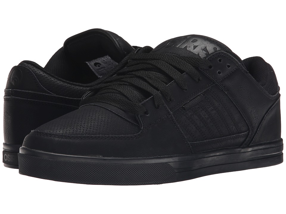 Osiris - Protocol (Black) Men's Skate Shoes