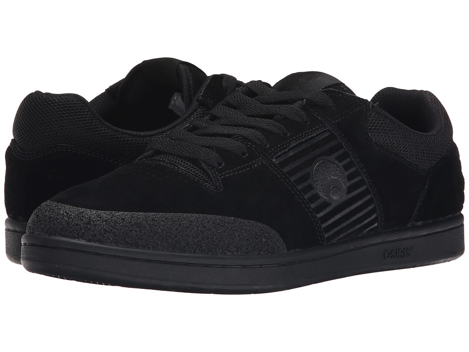 Osiris - Sleak (Black/Black) Men