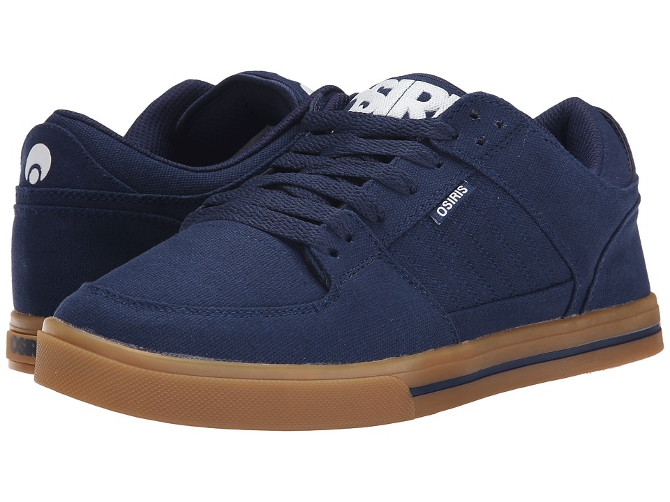 Osiris - Protocol (Navy/White/Gum) Men
