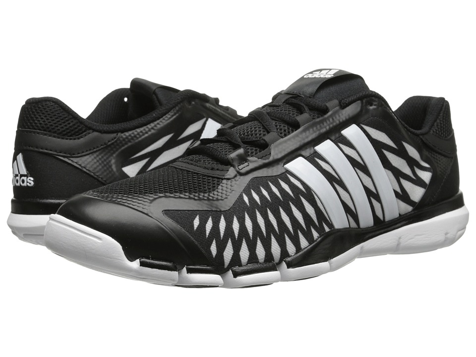 adidas - A.T. 360 Control (Black/White) Men's Shoes