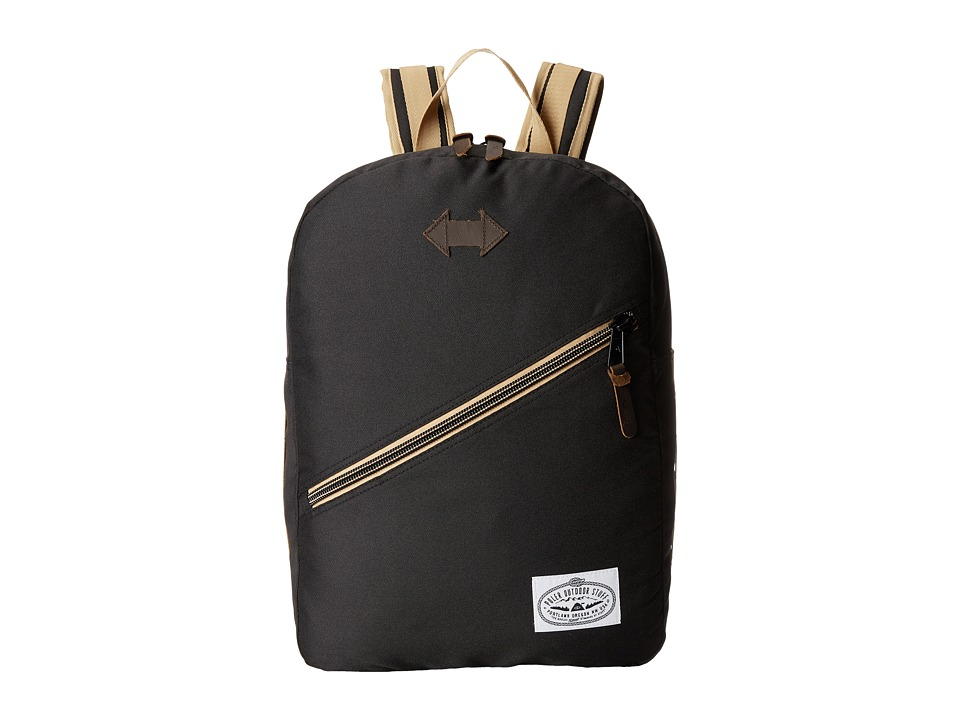 Poler - Drifter (Black) Backpack Bags