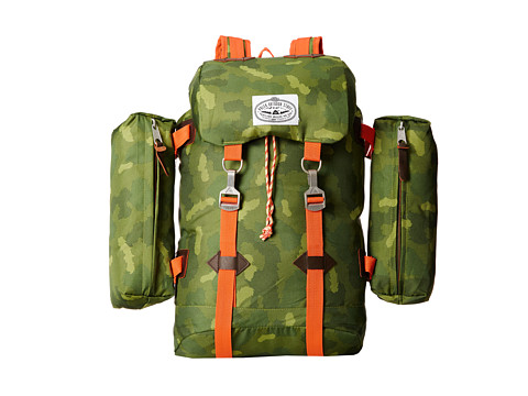 Poler - Rucksack (Green Camo) Backpack Bags