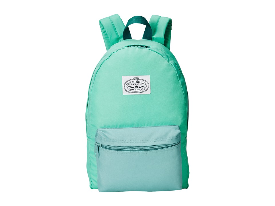 Poler - Rambler Pack (Forest Service Green/Newport) Backpack Bags