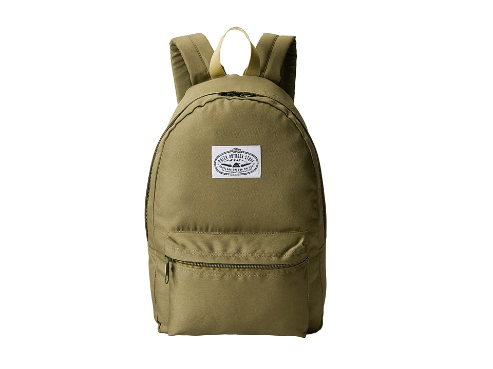 Poler - Rambler Pack (Olive) Backpack Bags