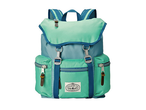 Poler - Roamers Pack (Newport/Forest Service Green) Backpack Bags