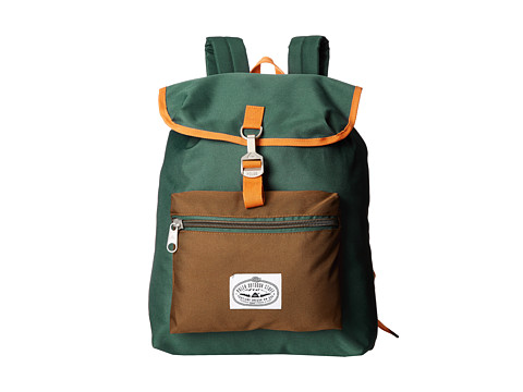Poler - Field Pack (Fern/Beaver/Khaki) Backpack Bags