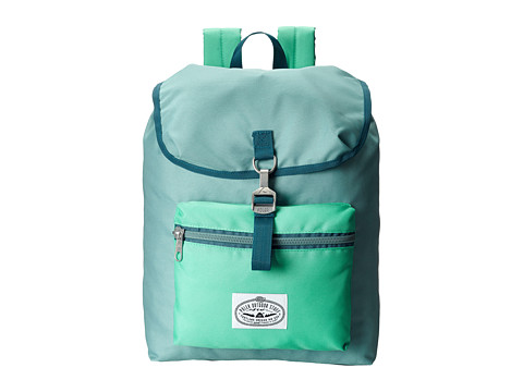 Poler - Field Pack (Newport/Forest Service Green) Backpack Bags