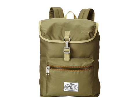 Poler - Field Pack (Olive 2) Backpack Bags