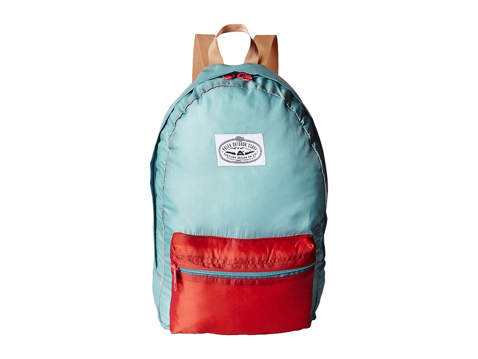 Poler - Stuffable Pack (Newport/Red) Backpack Bags