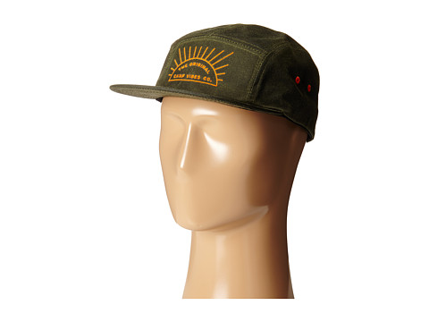 Poler - Wax Camper Hat (Fern) Caps