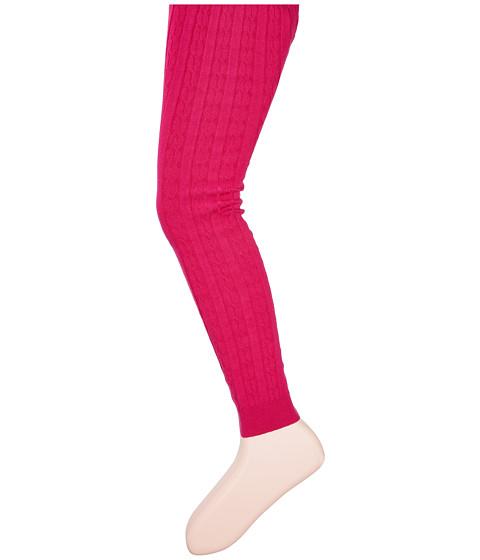 Hatley Kids - Cable Knit Tights (Toddler/Little Kids/Big Kids) (Pink) Girl