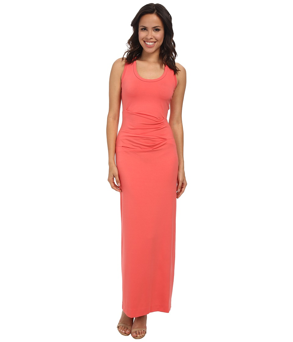 Nicole Miller - DeQuinn Jersey Maxi Dress (Sunset) Women's Dress