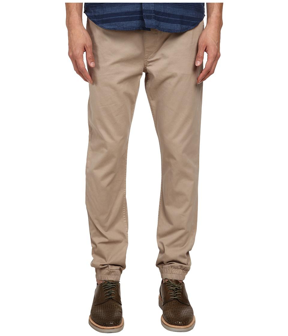 Jack Spade - Twill Courtside Pants (Khaki) Men