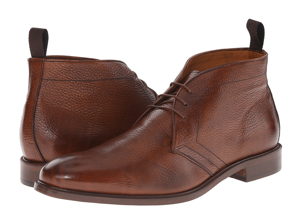 Massimo Matteo - 3-Eye Chukka Boot (Tan) Men
