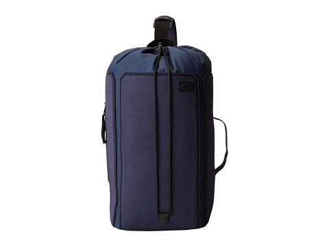 Jack Spade - Geller Drawstring Backpack (Navy/Black) Backpack Bags