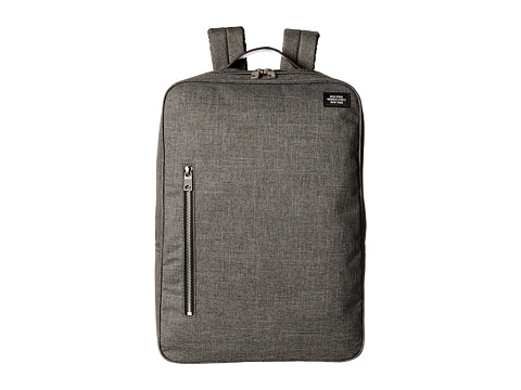 Jack Spade - Tech Oxford Stanton Backpack (Grey) Backpack Bags