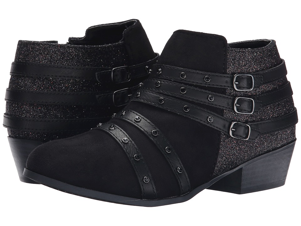 Jessica Simpson Kids Eden (Little Kid/Big Kid) (Black) Girl