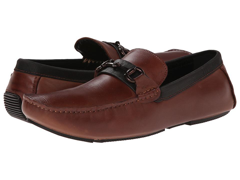 Kenneth Cole Reaction - After A Bit LE (Cognac) Men's Shoes