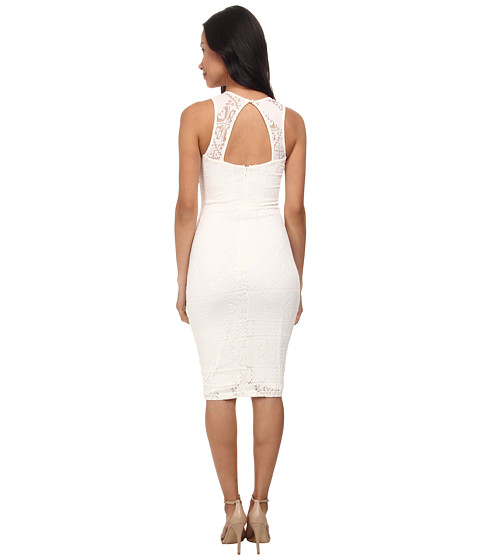 Gabriella Rocha - Jaime Open Back Dress (Cream) Women