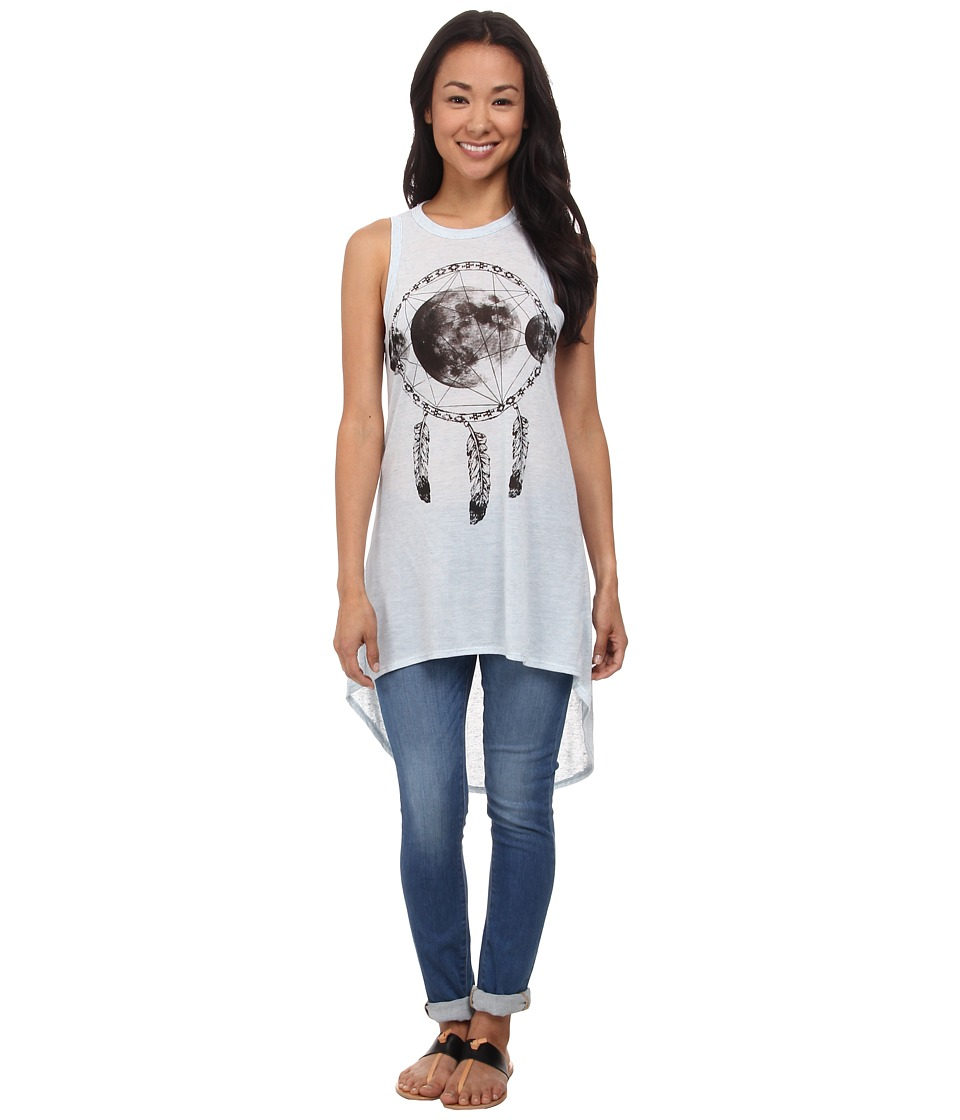 Gabriella Rocha - Shay Dream Catcher Tank Top (Light Blue) Women's Sleeveless