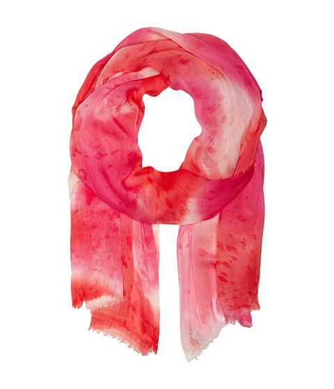 Gabriella Rocha - Kathy Tie-Dye Scarf (Pink) Scarves