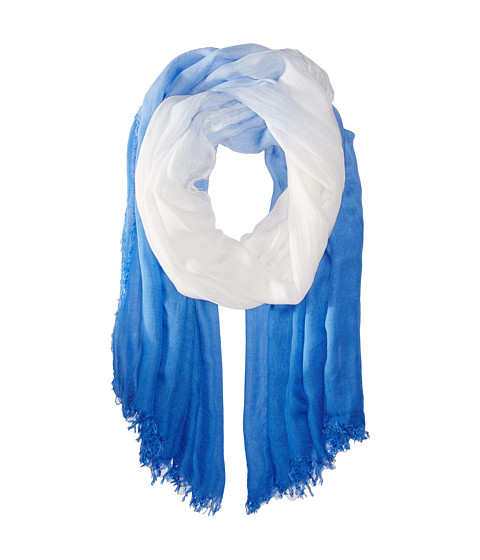 Gabriella Rocha - Faith Ombre Scarf (Blue) Scarves