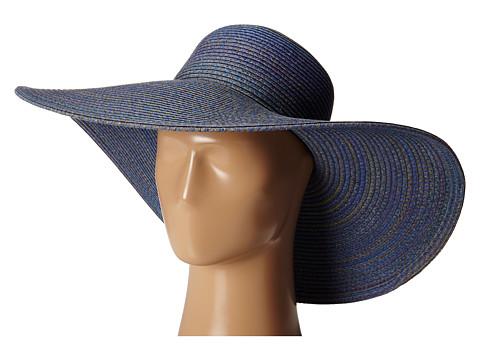 Gabriella Rocha - Liana Floppy Hat (Blue) Caps