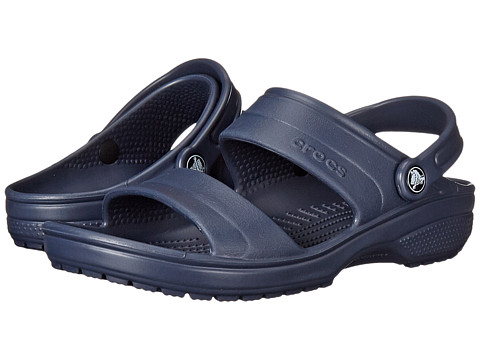 Crocs - Classic Sandal (Navy) Sandals