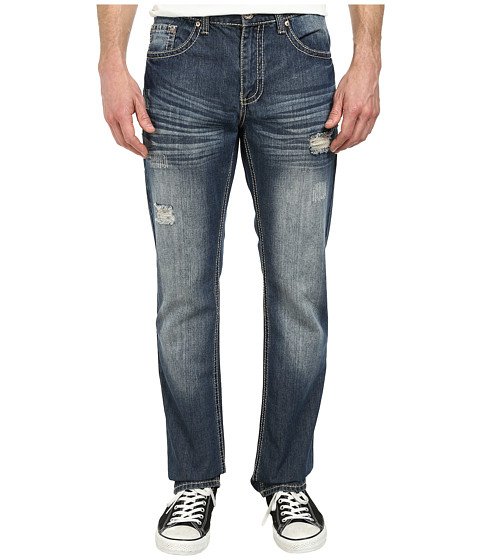 Request - Charlston Straight Jeans in Wayne (Wayne) Men