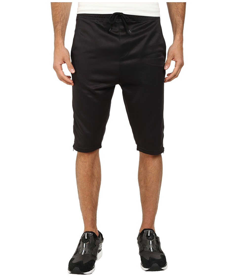 Request - Jeff Tricot Shorts (Black) Men