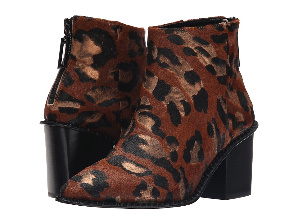 Kat Maconie - Genie (Tan Pony) Women's Shoes