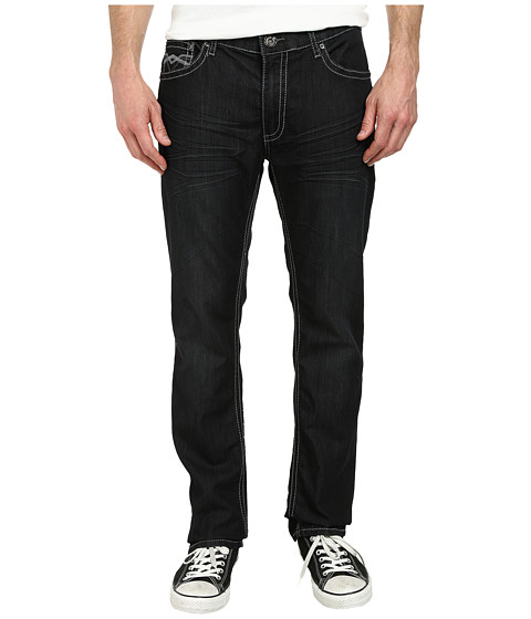 Request - Madison Stretch Jeans in Black Stone (Black Stone) Men's Jeans