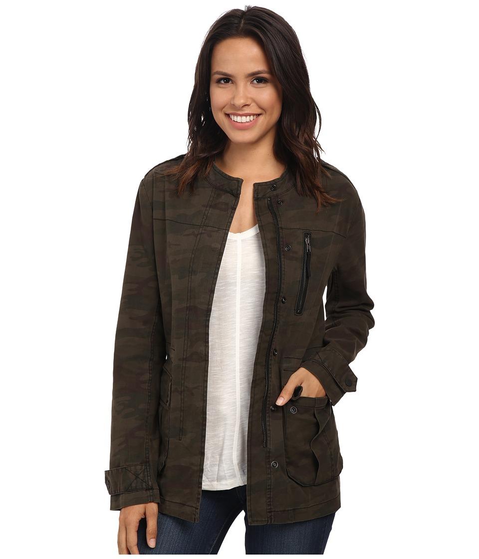 Sanctuary - Camo Civilian Jacket (Heritage Camo) Women's Coat