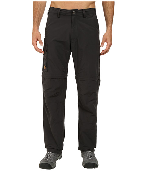 Fj llr ven - Karl Zip-Off MT Trousers (Dark Grey) Men's Casual Pants