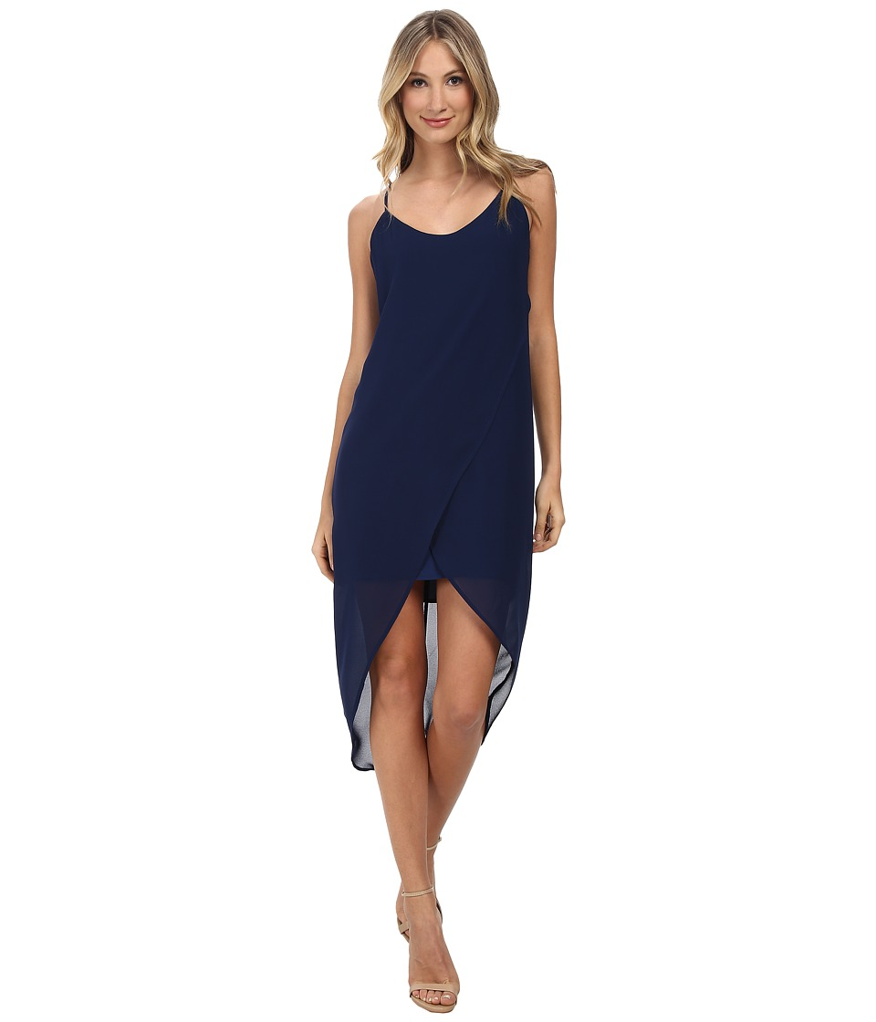 Brigitte Bailey - Ellen Ankle Length Dress (Navy) Women's Dress