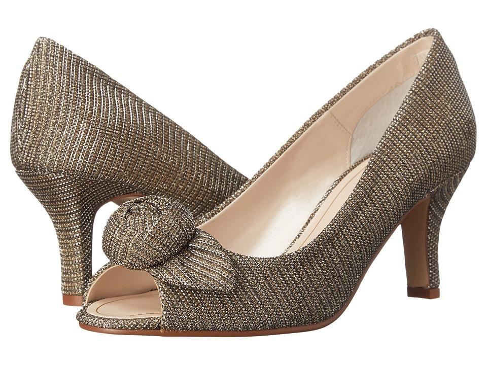 Caparros Willamena (Champagne Dazzle) High Heels